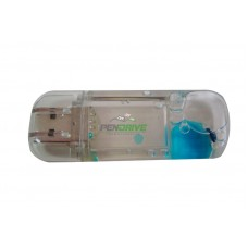 USB Flash Drive Aqua